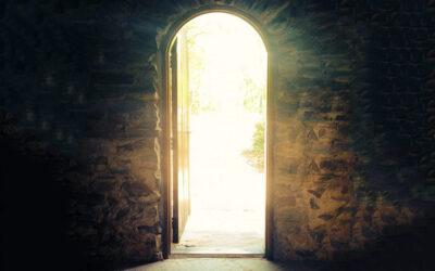 Enter the Open Door